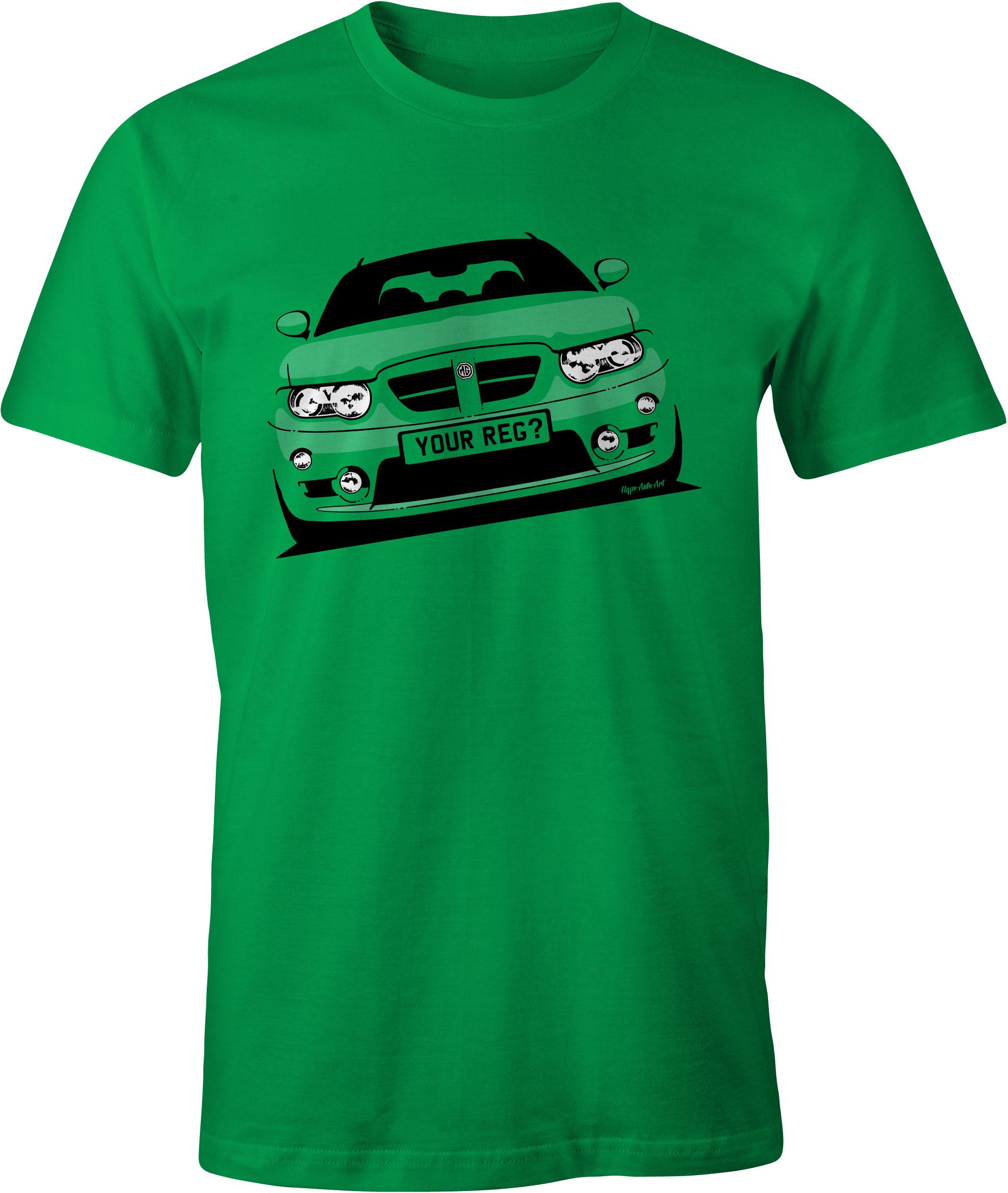 MGZT MK2 Irish Green