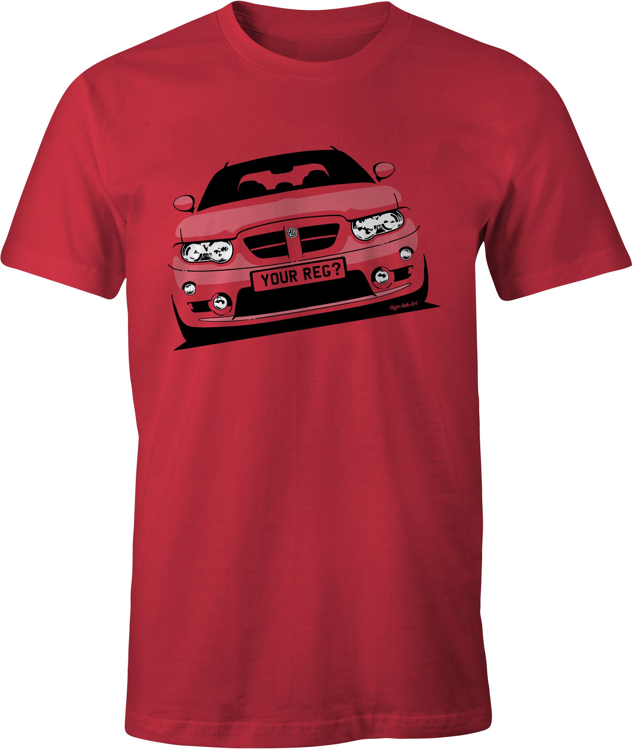 MGZT MK2 Red
