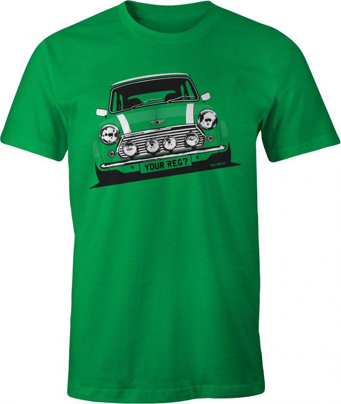 Mini Cooper Irish Green