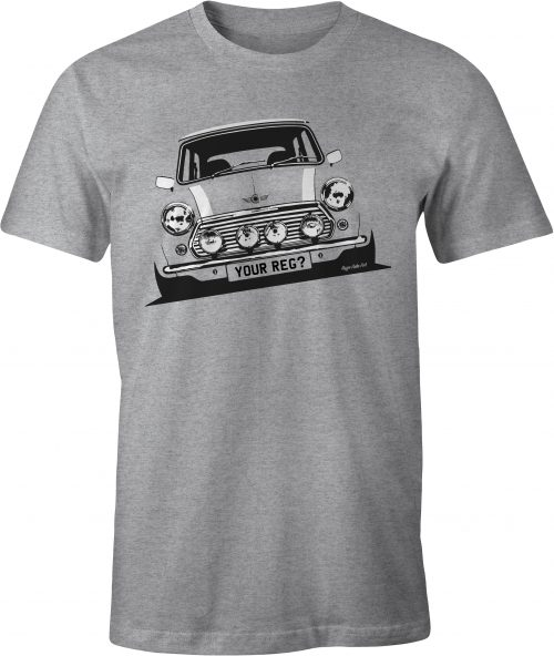 Mini Cooper Sport Grey