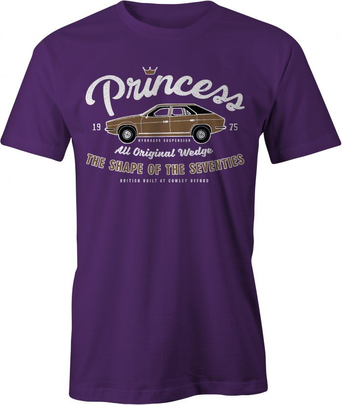 Princess T Shirt in Purple