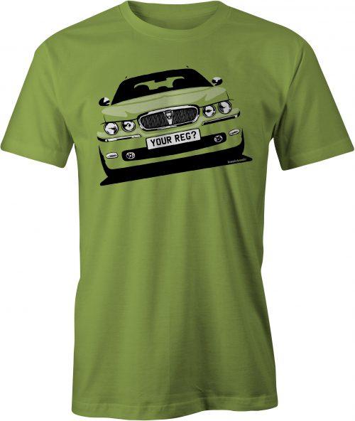 Rover 75 Kiwi Green