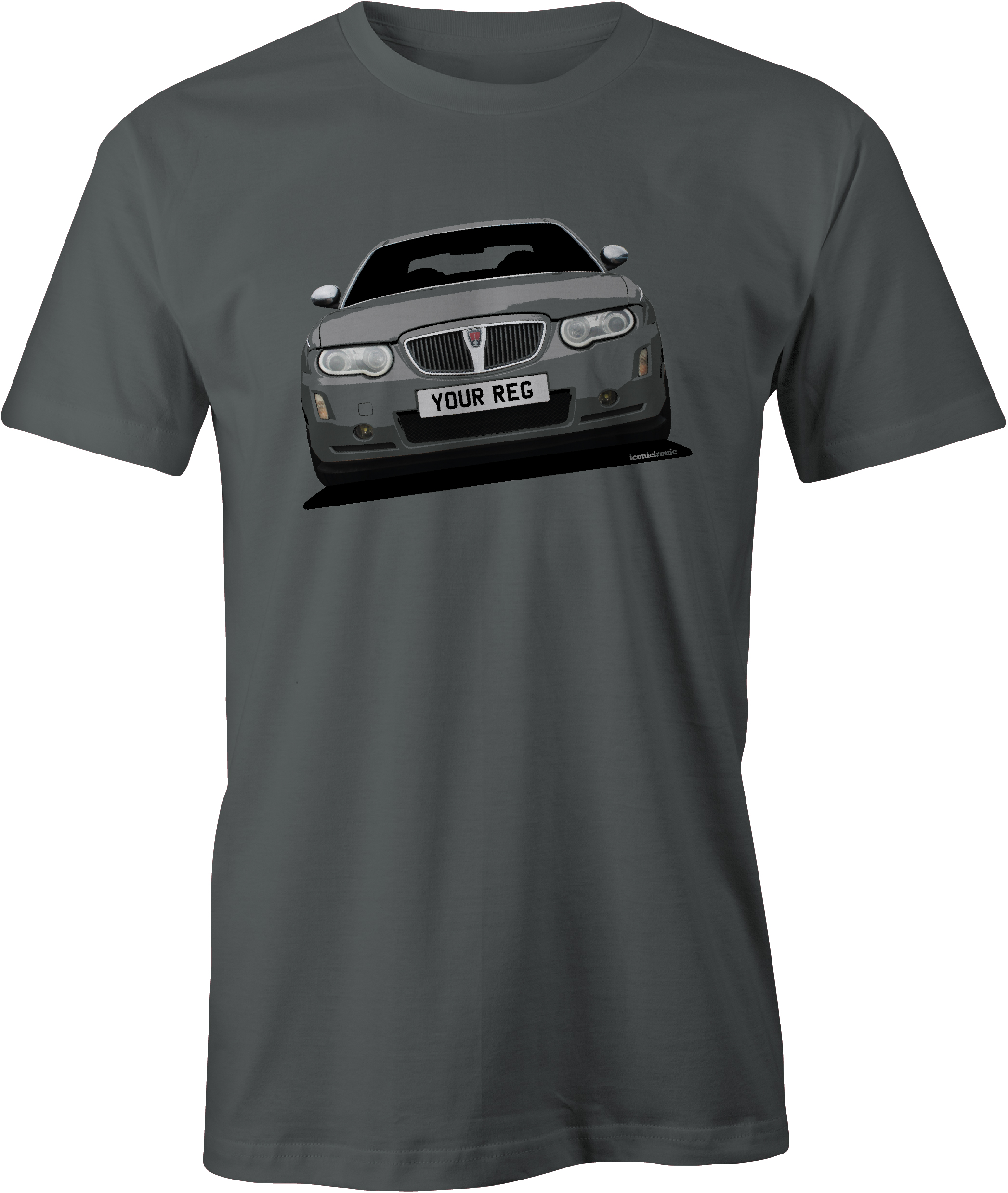 Rover 75 Mk2 Charcoal