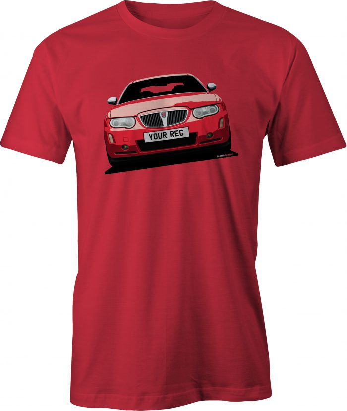 Rover 75 Mk2 Red