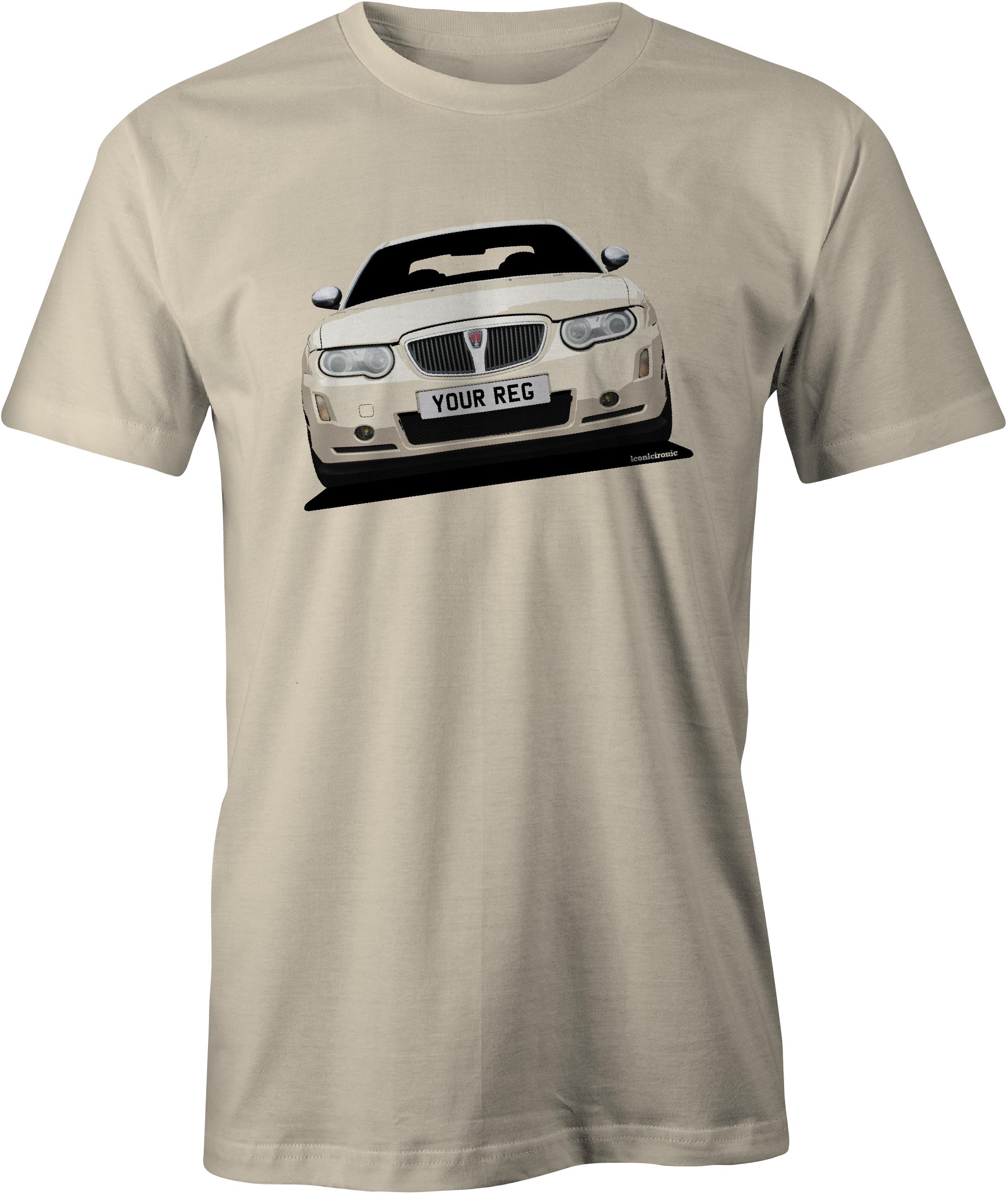 Rover 75 Mk2 Sand