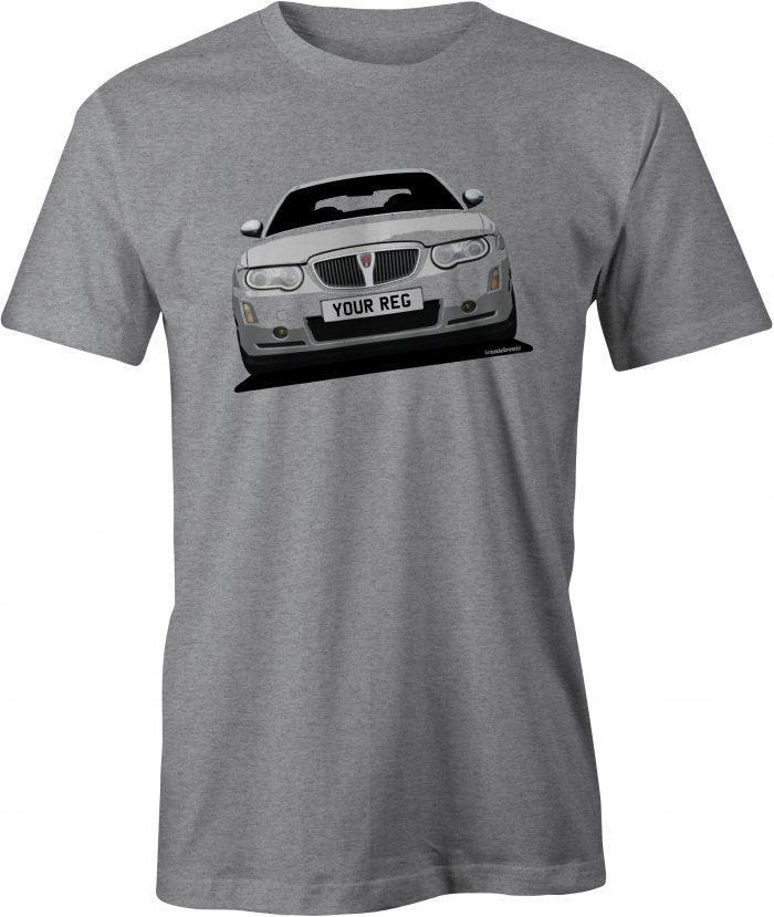 Rover 75 Mk2 Sport Grey