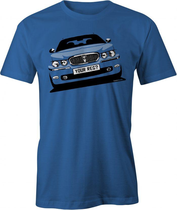 Rover 75 Royal Blue