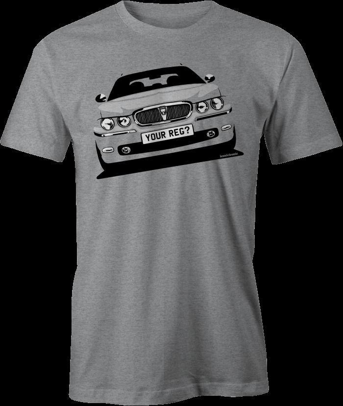 Rover 75 Sport Grey