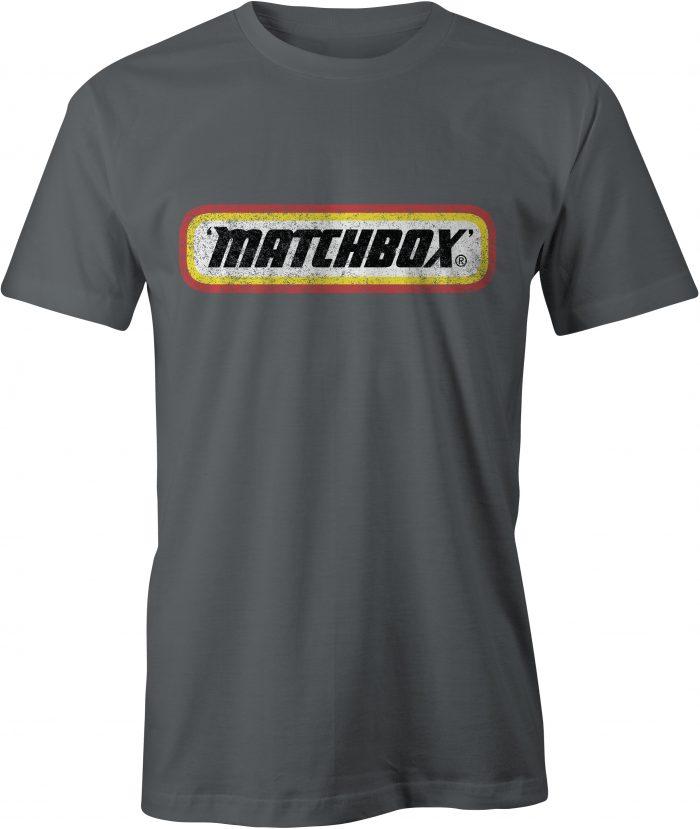 Matchbox T-Shirt Charcoal