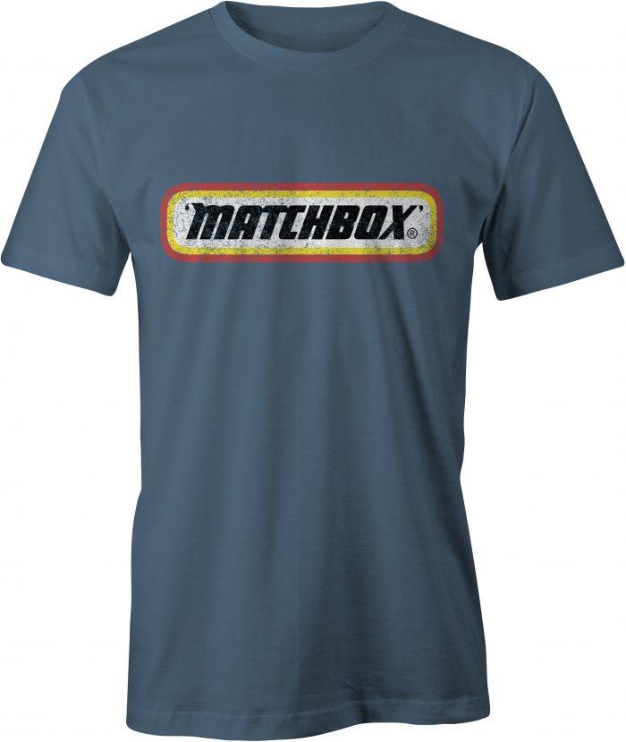 Matchbox T-Shirt Indigo Blue