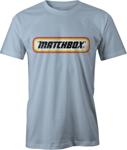 Matchbox T-Shirt Light Blue