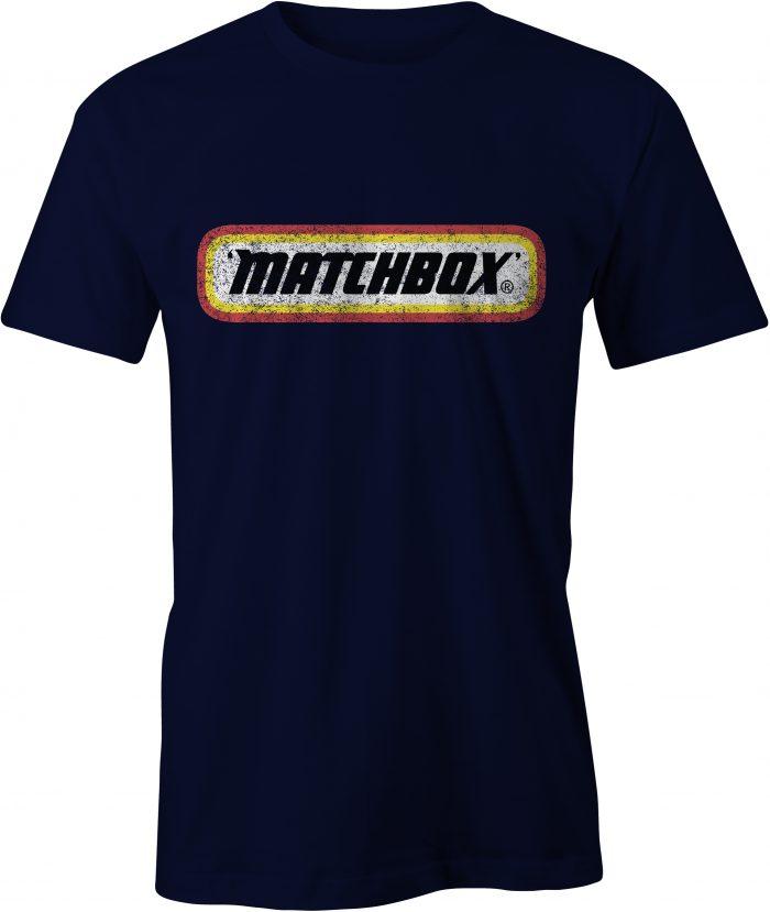 Matchbox T-Shirt Navy