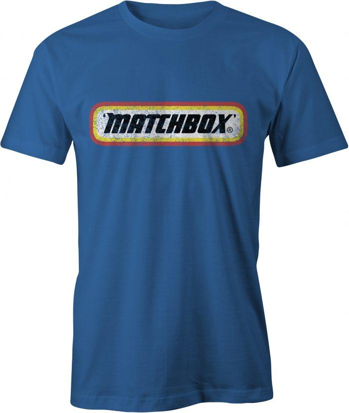 Matchbox T-Shirt Royal