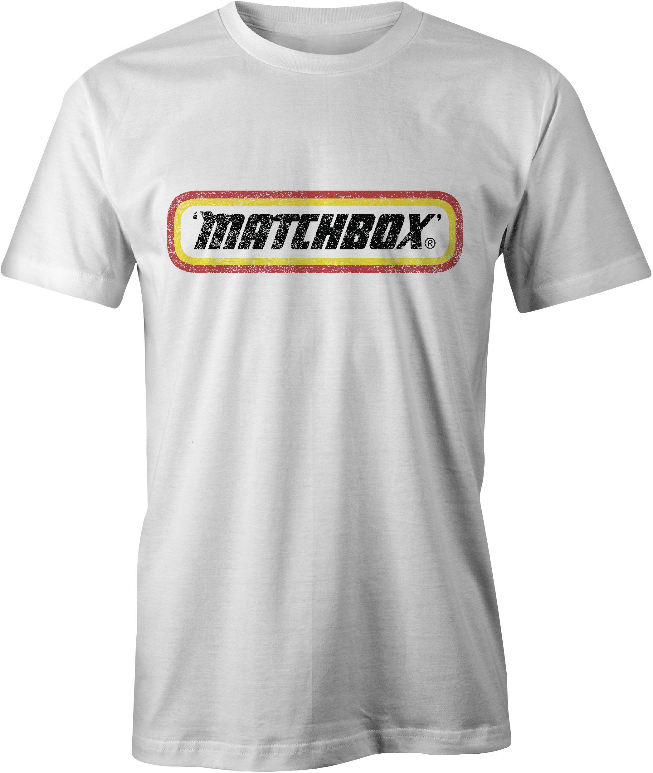 Matchbox T-Shirt White