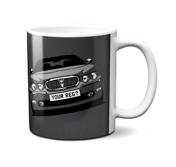 Rover 75 Mug Reven Black