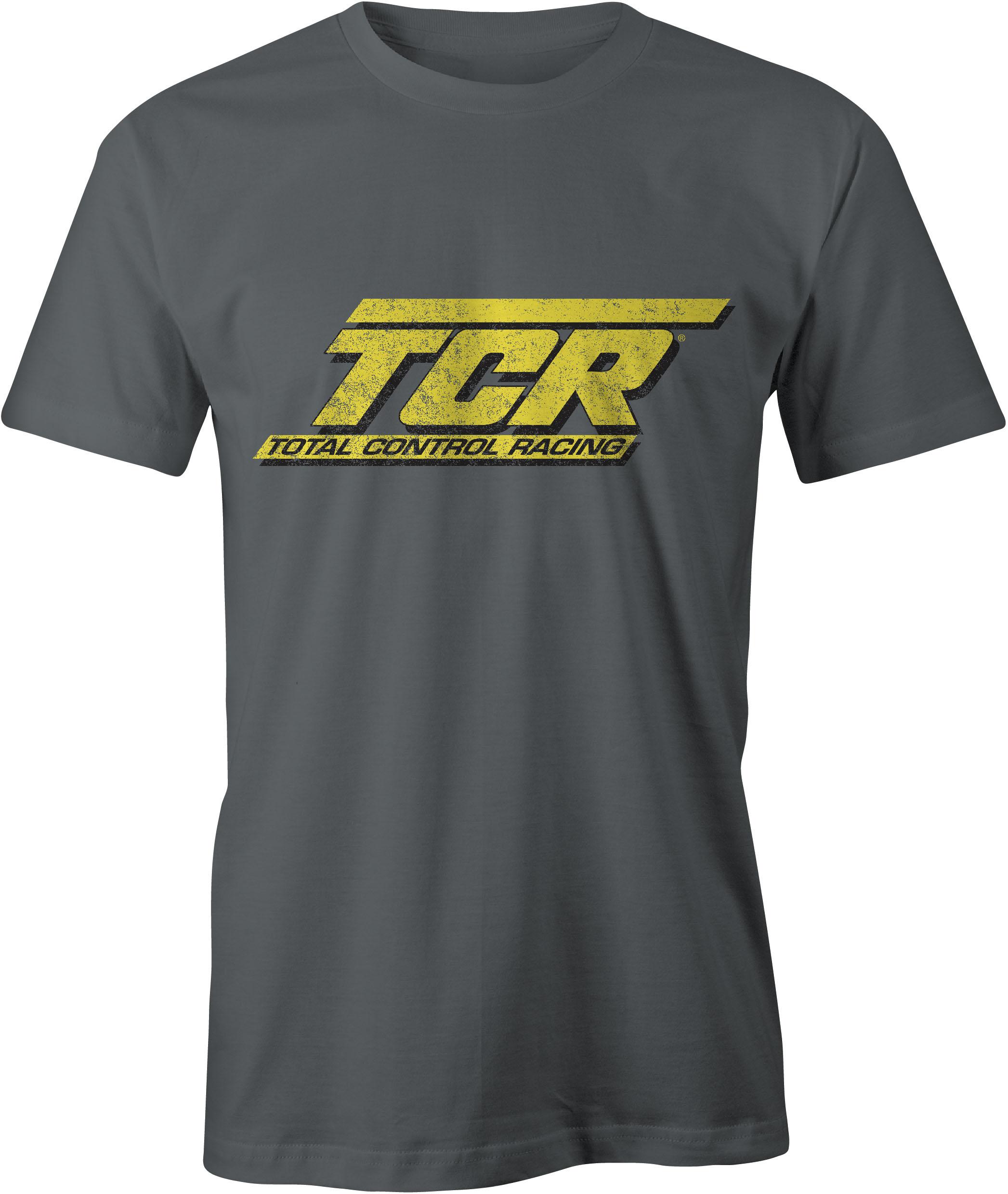 TCR T-Shirt Graphite
