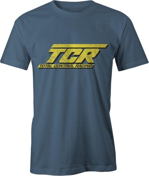 TCR T-Shirt Indigo