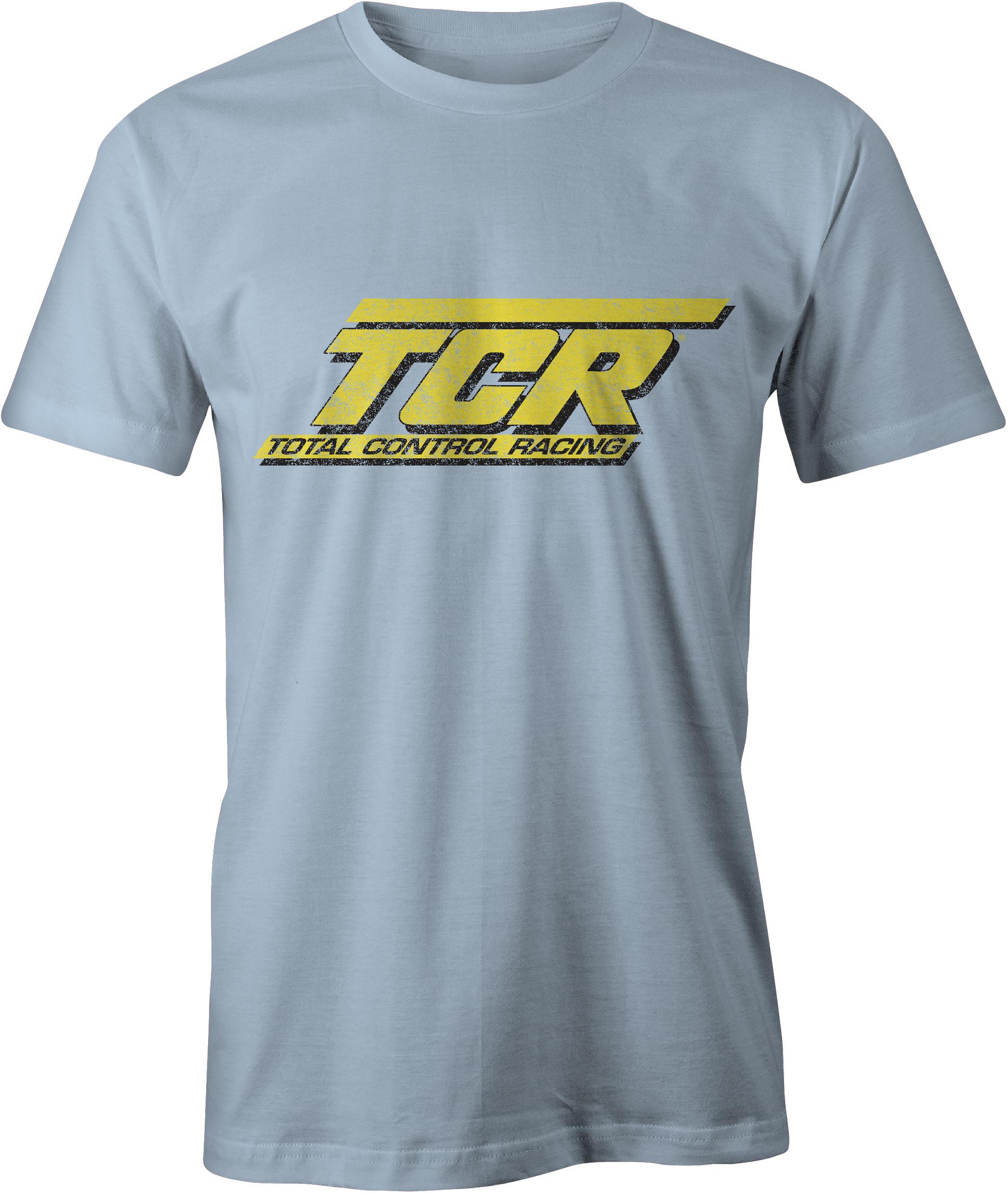 TCR T-Shirt Light Blue