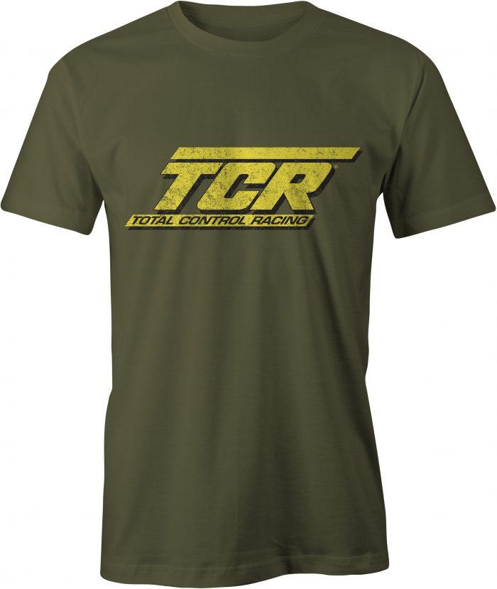 TCR T-Shirt Military Green