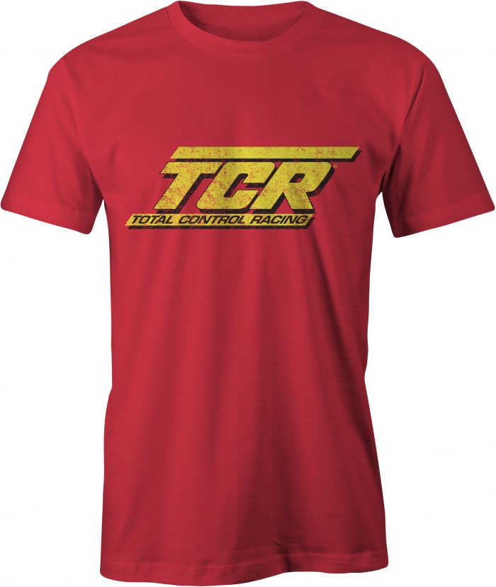 TCR T-Shirt Red