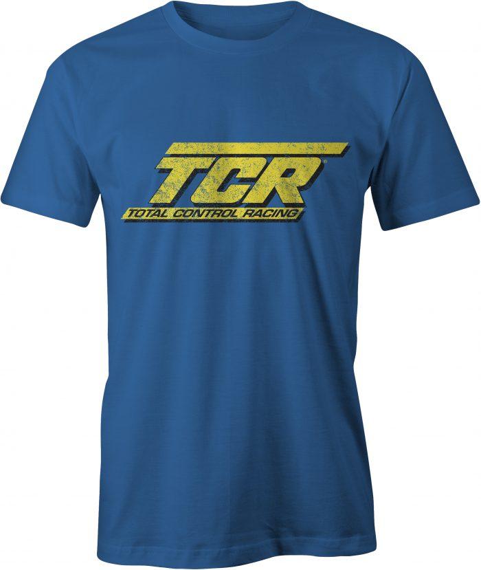 TCR T-Shirt Royal