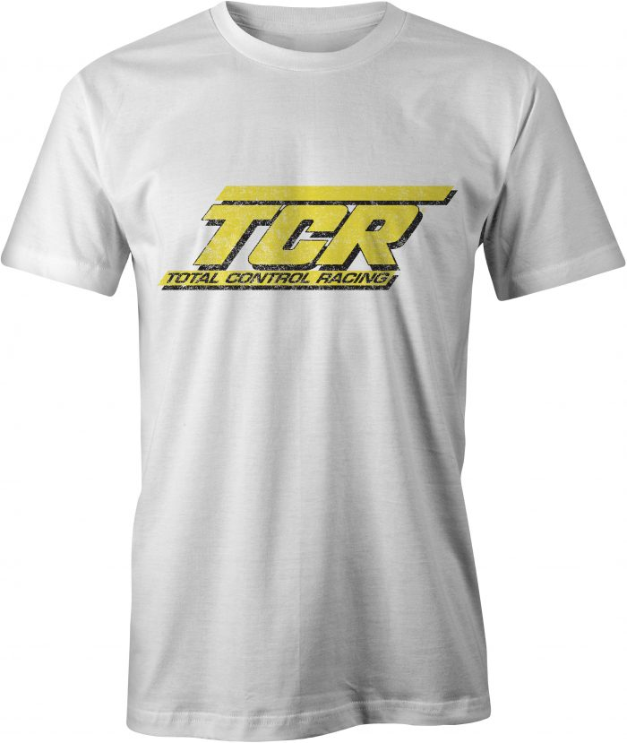 TCR T-Shirt White