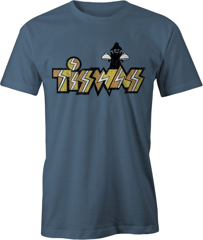 Tiswas T-Shirt Indigo