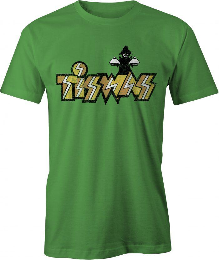 Tiswas T-Shirt Irish Green