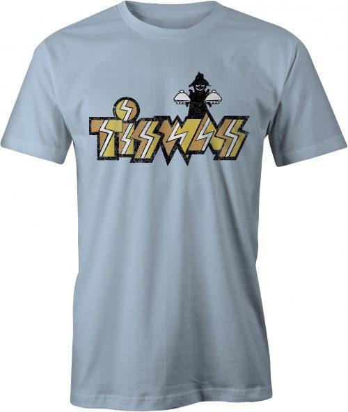 Tiswas T-Shirt Light Blue