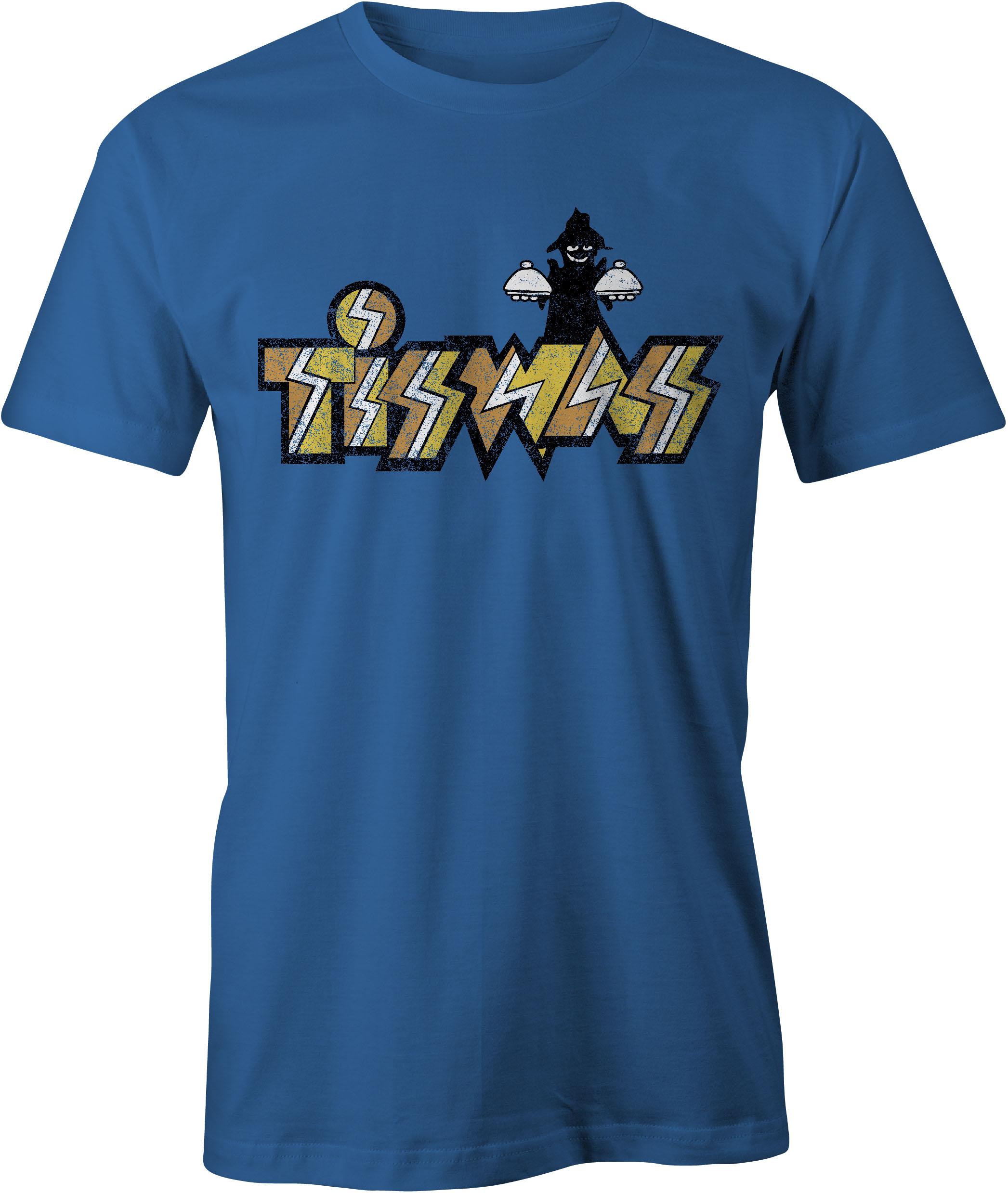Tiswas T-Shirt Royal