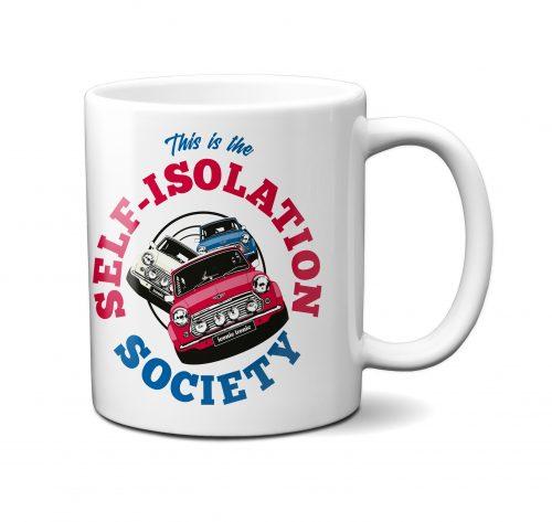 Self Isolation Society Mug