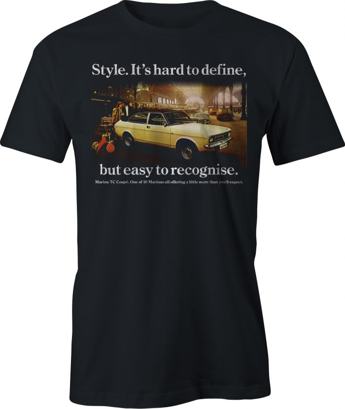 Morris Marina TC Coupe T Shirt