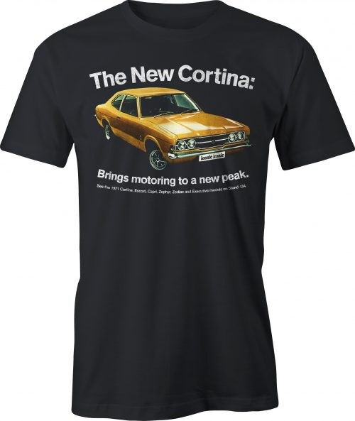 Ford Cortina Mk3 GT T Shirt