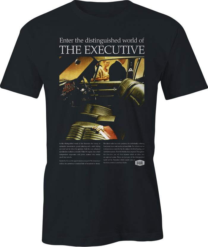 Ford Zodiac Executive T Shirt