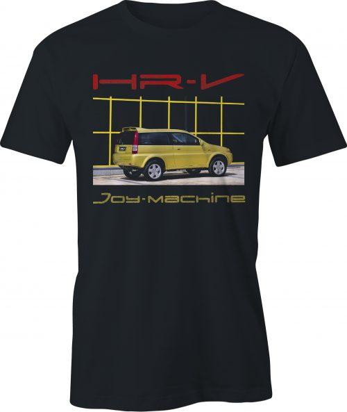 Honda HR-V Photo T Shirt Black