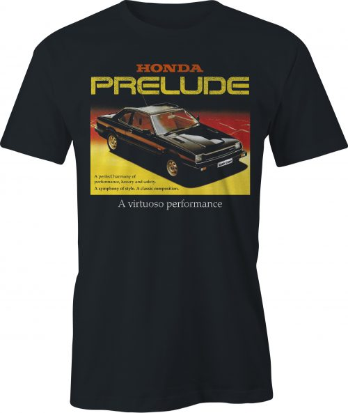 Honda Prelude Mark 1 T-Shirt