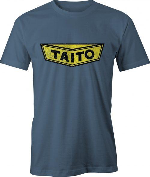 Taito T-Shirt Indigo