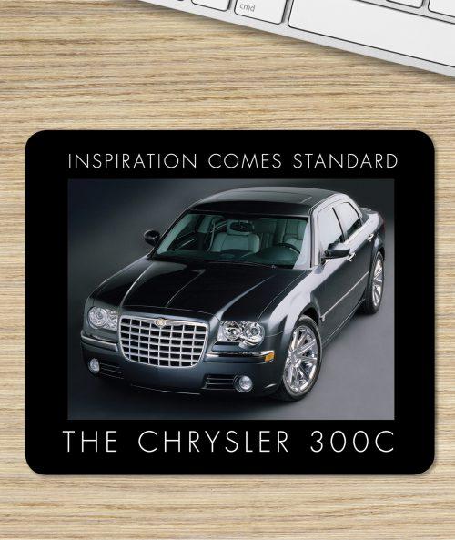 Chrysler 300C Mouse Mat