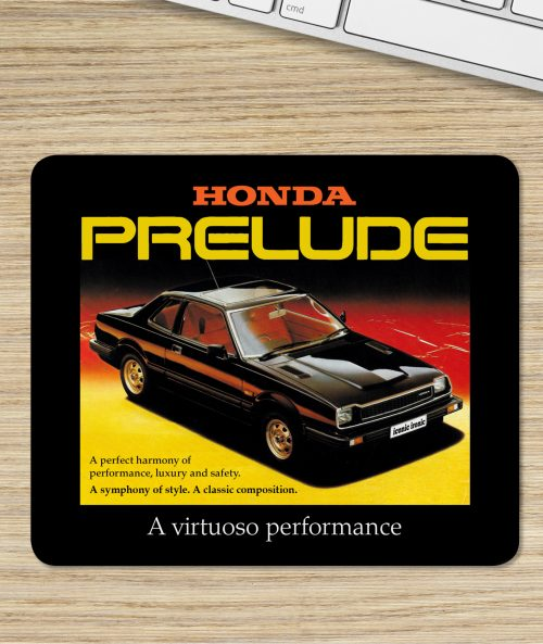 Honda Prelude Mouse Mat